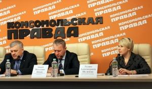 Компания «ТНС энерго Нижний Новгород» приняла участие в пресс-конференции на тему изменений в федеральном законодательстве в сфере ЖКХ