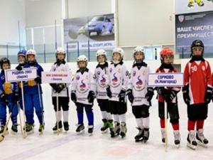 Нижегородская сбытовая компания поддержала юных спортсменов наДетской хоккейной лиге ПФО