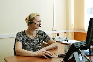 В Воронежской энергосбытовой компании начал работу многоканальный контакт-центр