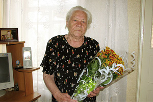 Мария Филипповна Добросоцких