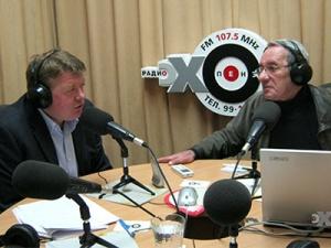 Глава «ТНС энерго Пенза» Роман Чернов ответил навопросы радио слушателей «Эхо Пензы»