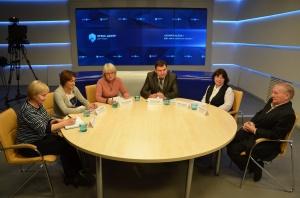 Представители ПАО «ТНС энерго Ростов-на-Дону» приняли участие в круглом столе по проблемам ОДН