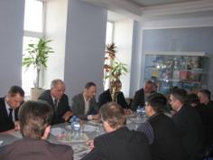 ОАО «Нижегородская сбытовая компания» приняло участие всовещании Нижегородской Ассоциации промышленников ипредпринимателей