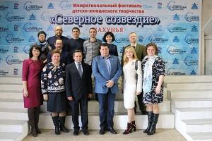 Управляющий директор ПАО «ТНС энерго НН» оказал поддержку фестивалю «Северное созвездие-2017»