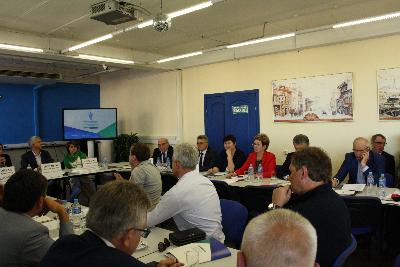 ПАО «ТНС энерго Ярославль» приняло участие в заседании Совета Торгово-промышленной палаты