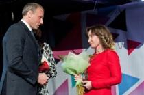 ОАО «Нижегородская сбытовая компания» получило награду вноминации «Бизнес— спорту»