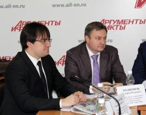 ПАО «ТНС энерго НН» приняло участие в пресс-конференции на тему «Как уменьшить долги нижегородцев за ЖКХ»
