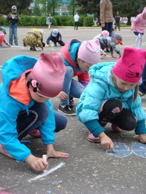 Накануне Дня защиты детей ПАО«ТНСэнергоНН» организовало детский праздник