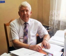 Начальник Чернского участка АО «ТНС энерго Тула» Альберт Чемоданов накануне отметил 80-летие