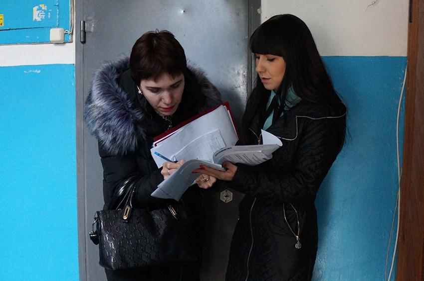 АО «ТНС энерго Тула» и судебные приставы провели совместный рейд в областном центре
