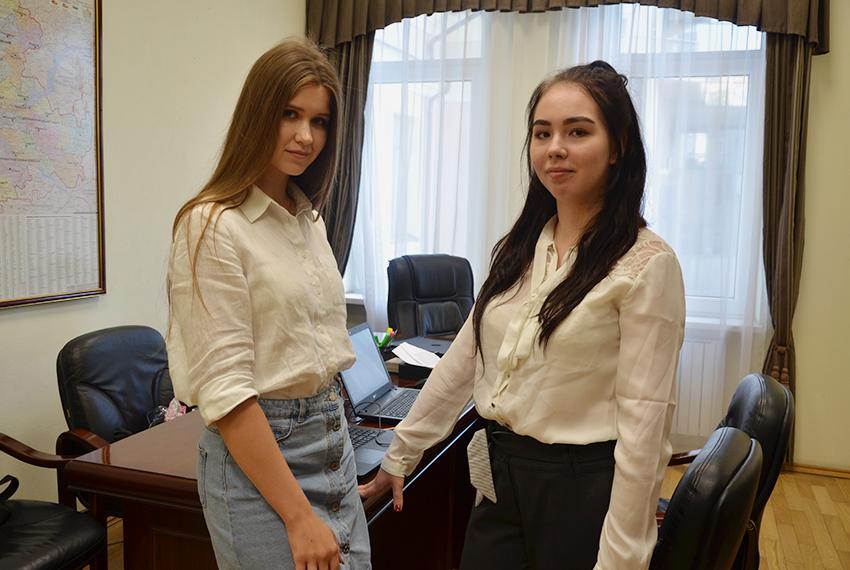 В ПАО «ТНС энерго Ростов-на-Дону» проходят практику студенты Южного Федерального университета