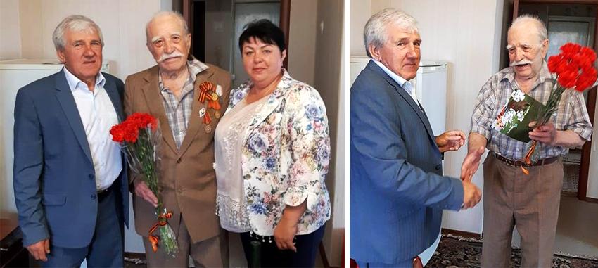 ПАО «ТНС энерго Кубань» чествует ветеранов