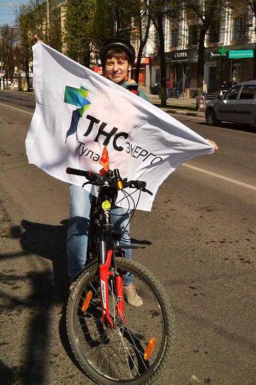 Спортивные выходные сотрудников АО«ТНС энерго Тула»