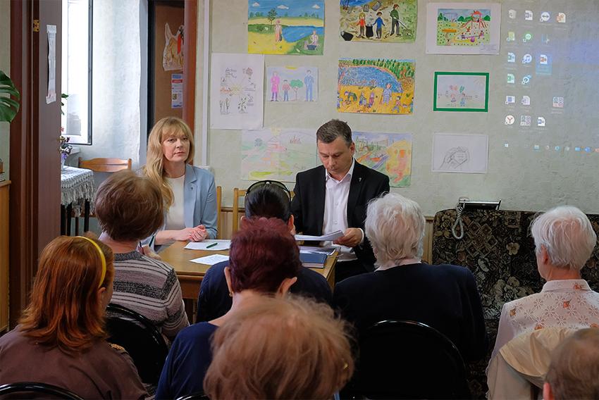 ПАО «ТНС энерго НН» провело первый урок в нижегородской «Школе ЖКХ»